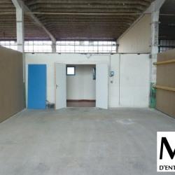 Location Local d'activités Vaulx-en-Velin 52 m²