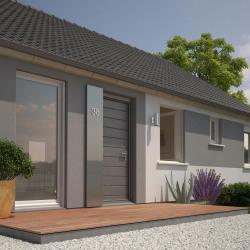 Maison  4 pièces + Terrain  502 m² Serques