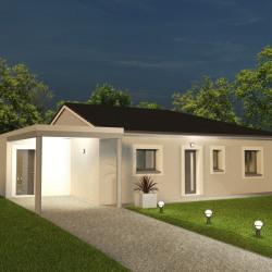 Maison  4 pièces + Terrain  980 m² Cahors