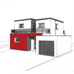 Maison  5 pièces + Terrain  480 m² Durrenentzen