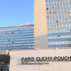 Location Bureau Clichy 2376 m²