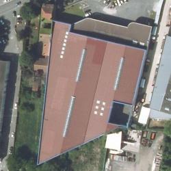 Location Entrepôt Montreuil 5500 m²