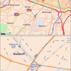 Location Bureau Malakoff 562 m²