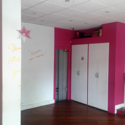 Location Local commercial Paris 16ème 72 m²