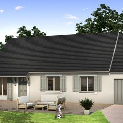 Maison  5 pièces + Terrain  400 m² Crécy-la-Chapelle