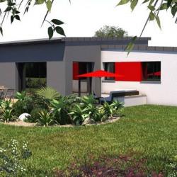 Vente Terrain Bruz 695 m²