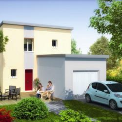 Maison  4 pièces + Terrain   m² Saumur