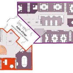 Vente Bureau Villejuif 551 m²
