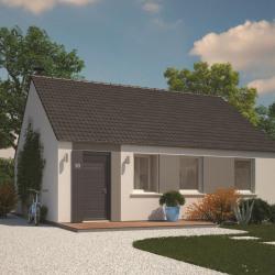 Maison  4 pièces + Terrain  400 m² Lillers