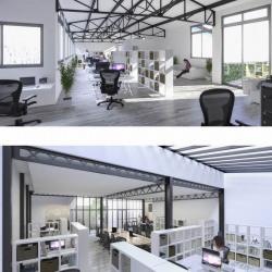 Location Bureau Paris 20ème 637 m²