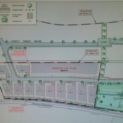 Terrain  de 423 m²  Piolenc  (84420)