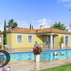 Maison  3 pièces + Terrain  540 m² Bressols