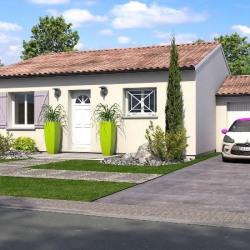 Maison  3 pièces + Terrain  600 m² Lons