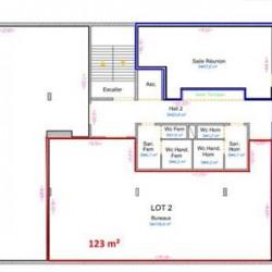 Location Bureau Rennes 539 m²