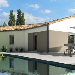 Maison  4 pièces + Terrain  500 m² Labarthe-sur-Lèze