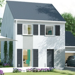Maison  5 pièces + Terrain  229 m² Reims