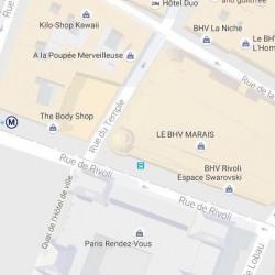 Location Local commercial Paris 4ème 43 m²