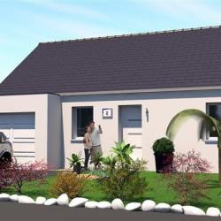 Maison  4 pièces + Terrain  285 m² Bain-de-Bretagne