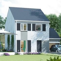 Maison  4 pièces + Terrain  313 m² Mouy