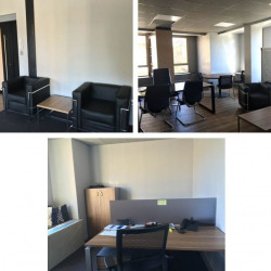 Location Bureau Toulouse 84 m²