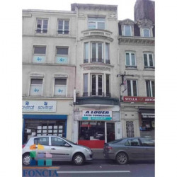Location Local commercial Lille 62,48 m²