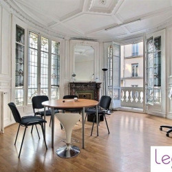 Location Bureau Paris 2ème 120 m²