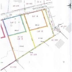 Vente Terrain Chassemy 689 m²