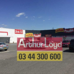 Location Local commercial Beauvais 1550 m²