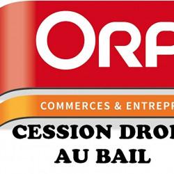 Cession de bail Local commercial Beauvais 56 m²