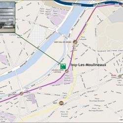 Location Bureau Issy-les-Moulineaux 620 m²
