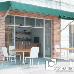 Location Local commercial Grenoble 19 m²