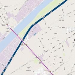 Location Local d'activités Colombes 1073 m²