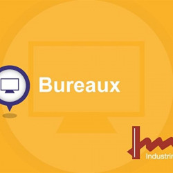 Location Bureau Mios 95 m²