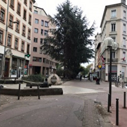 Location Local commercial Lyon 3ème 51 m²