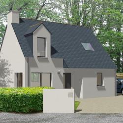 Terrain  de 649 m²  Quimper  (29000)