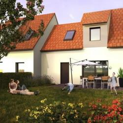 Maison  4 pièces + Terrain  274 m² Breuschwickersheim