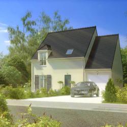Maison   pièces + Terrain   m² Rougemontiers