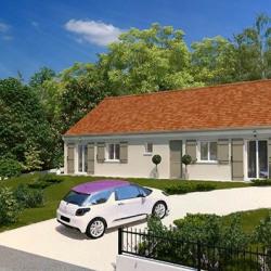 Maison  6 pièces + Terrain  637 m² Joué-Lès-Tours