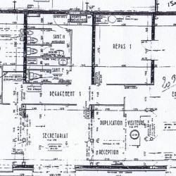Location Bureau Sainte-Luce-sur-Loire 173 m²