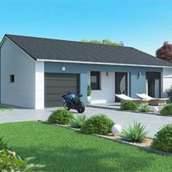 Maison  4 pièces + Terrain  895 m² Issoire