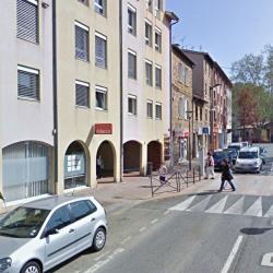 Location Bureau Neuville-sur-Saône 24 m²