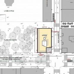Location Bureau Nancy 2618 m²