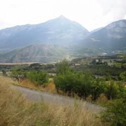 Vente Terrain Châteauroux-les-Alpes 1000 m²