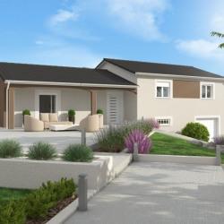 Maison  5 pièces + Terrain  1140 m² Saint-Romain-de-Lerps