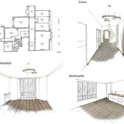 Location Bureau Paris 17ème 285 m²