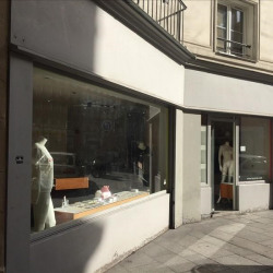 Location Local commercial Paris 2ème 23 m²