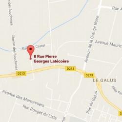 Vente Bureau Mérignac 2529 m²
