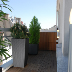 Location Bureau Paris 8ème 112 m²