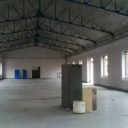 Location Bureau Aubervilliers 228 m²