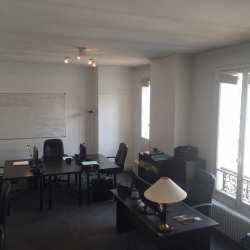 Location Bureau Paris 16ème 80 m²